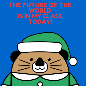 The future of the worldis in my classtoday! (1)