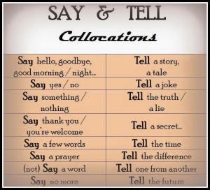 say_tell