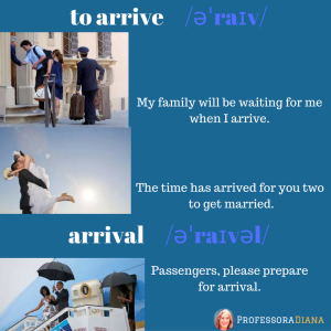 to-arrive